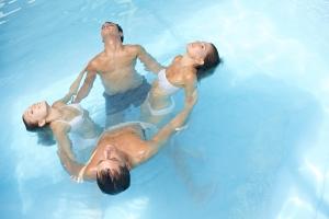 group water yoga